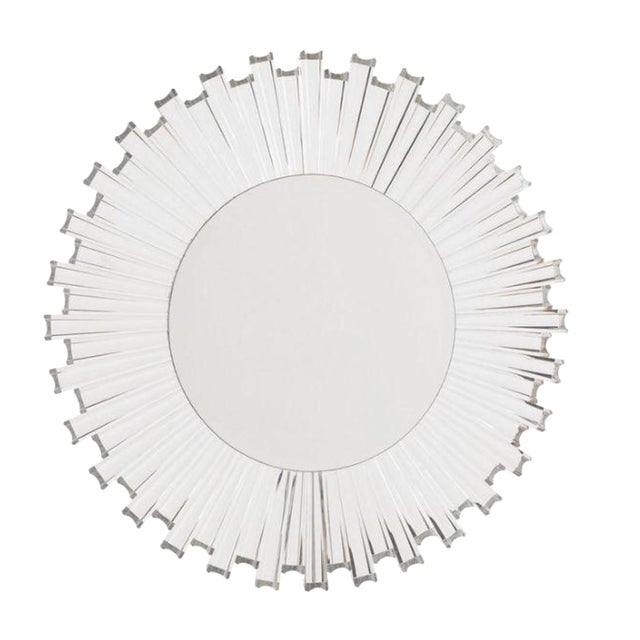 Modern Acrylic Modern Mirror - Image 1 of 3