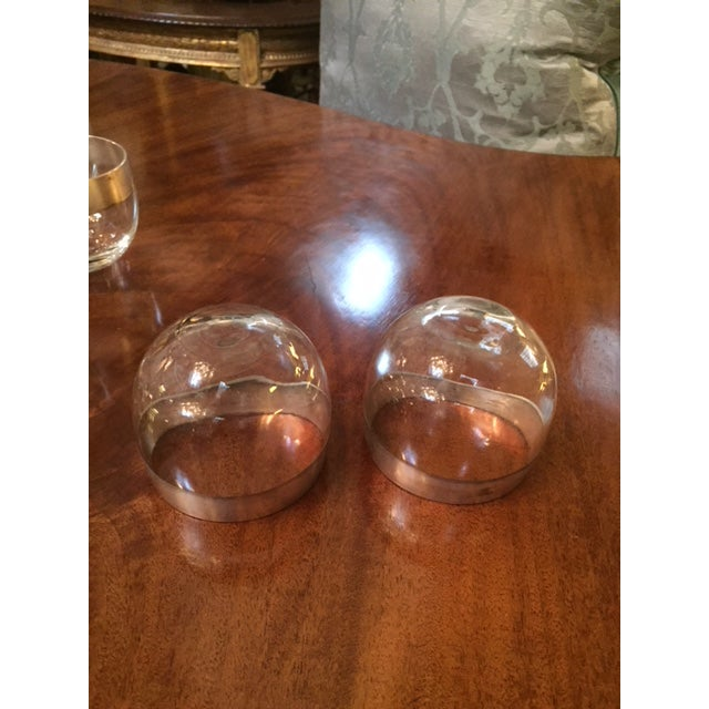 Transitional Dorothy Thorpe Peace Glasses - Set of 12 For Sale - Image 3 of 7