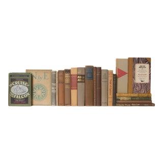 1950 Vintage Harbor Book Set Book - Set of 20 For Sale