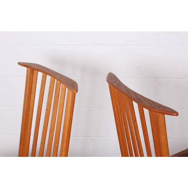 Studio Craft Dining Chairs by Derek Hennigar For Sale - Image 5 of 10
