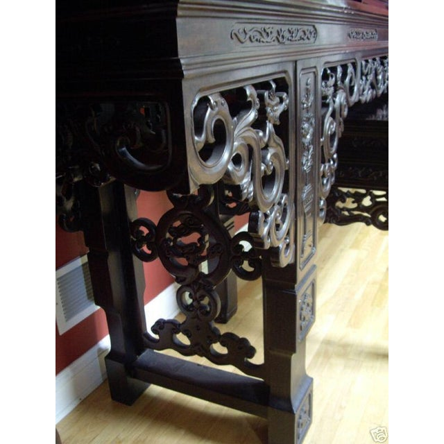 Chinese Altar Table - Image 4 of 8