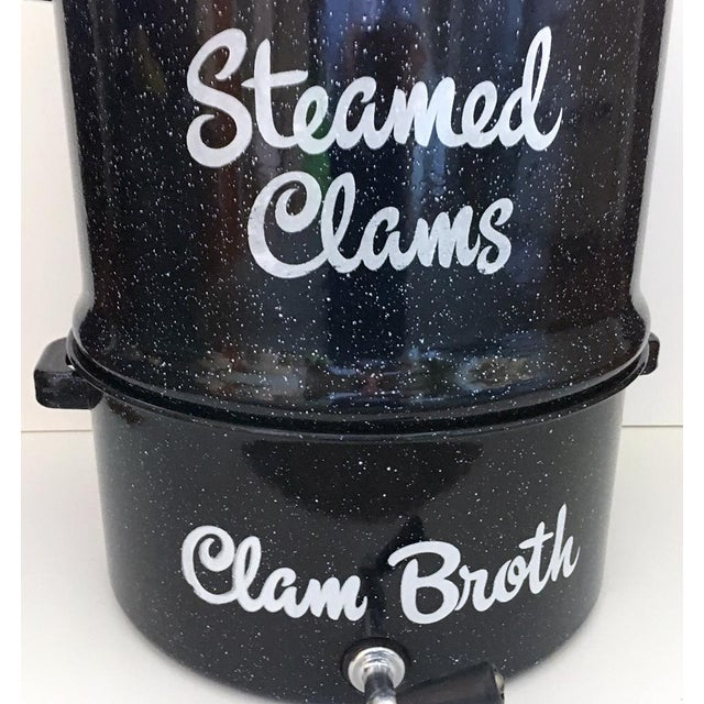 1960s Cottage Steamed Clam Pot - 3 Pieces For Sale - Image 11 of 12