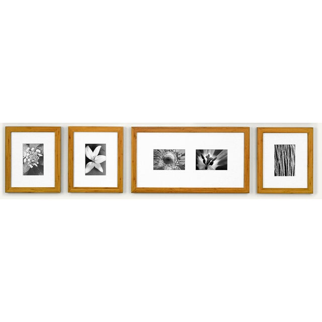 Picturewall Bamboo Frames - Set of 9 - Image 3 of 10