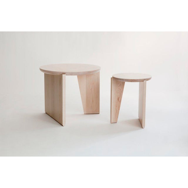 Egg Collective XL Wu Side Table For Sale In New York - Image 6 of 7