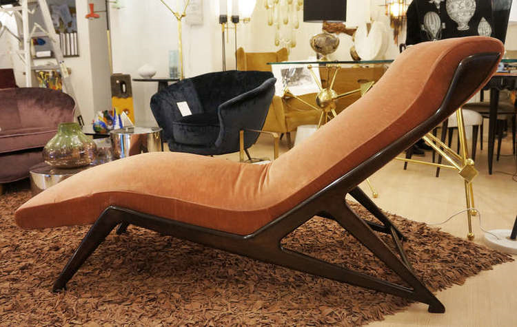 Ico Parisi Mid Century Italian Modern Day Bed For Sale   Image 4 Of 5