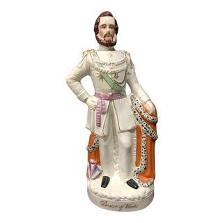 Victorian Staffordshire Figure For Sale