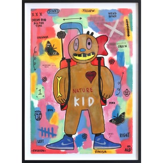 "Alexander L. Reagan ""Nature Kid"" Original Painting For Sale"