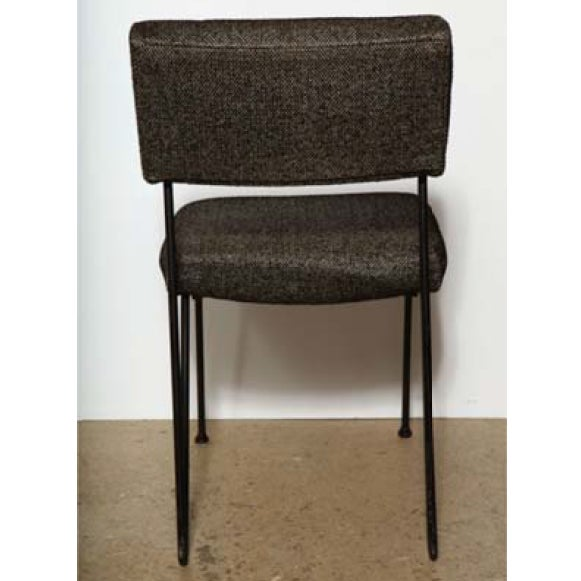 Dorothy Schindele Chairs - Pair For Sale - Image 5 of 5
