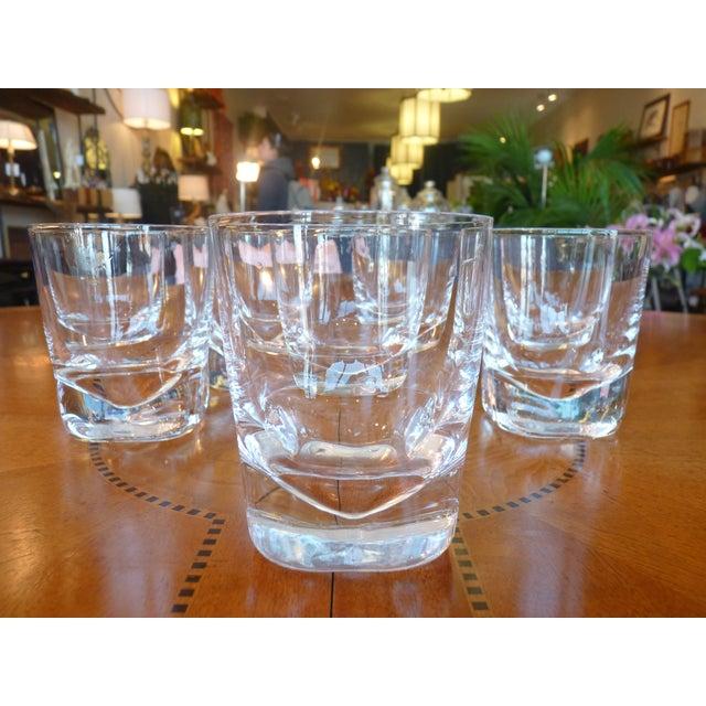 Heavy Glass Short Rocks Glasses - Set of 8 - Image 2 of 6
