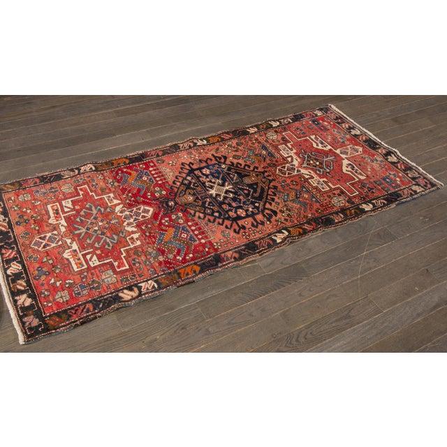 """Apadana - Vintage Persian Heriz Rug, 2'8"""" x 6'3"""" - Image 5 of 5"""