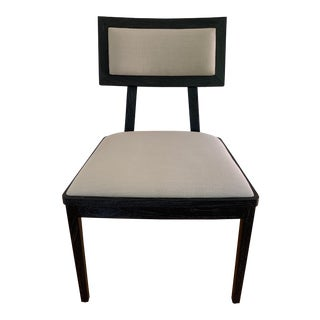 Brownstone Palmer Mink Side Chair For Sale