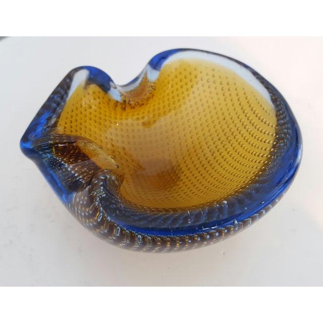 Murano Glass Nautilus Bullicante Shell - Image 2 of 7