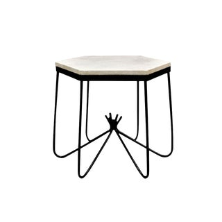 Hirondelle Side Table Style of Jean Royère