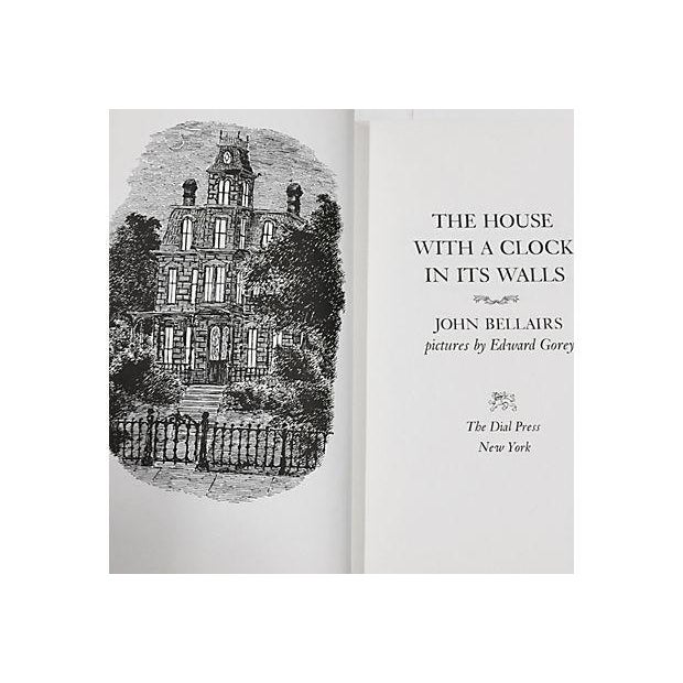 The House With a Clock in its Walls Book - Image 3 of 7