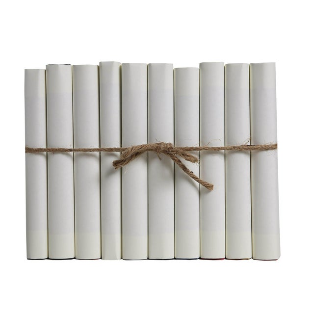 Modern Modern Chiffon ColorPak : Custom Wrapped Decorative Books For Sale - Image 3 of 3