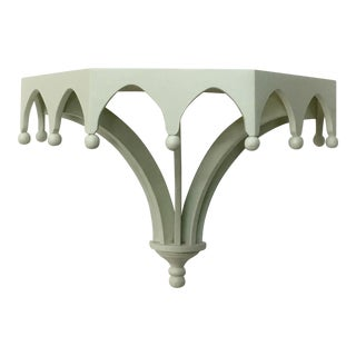 Brighton Pavilion-Style Lacquered Wall Bracket