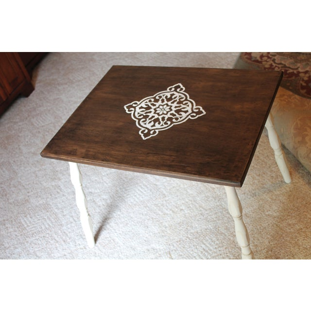 Rustic Side Table - Image 6 of 7