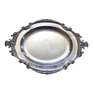 Elkington Silver Plate Serving Tray