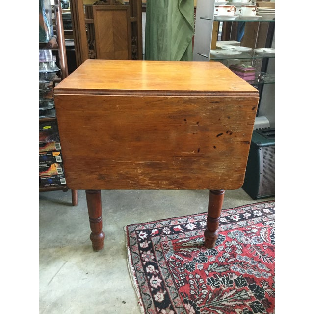 20th Century Country Flour Bin Table For Sale - Image 10 of 13