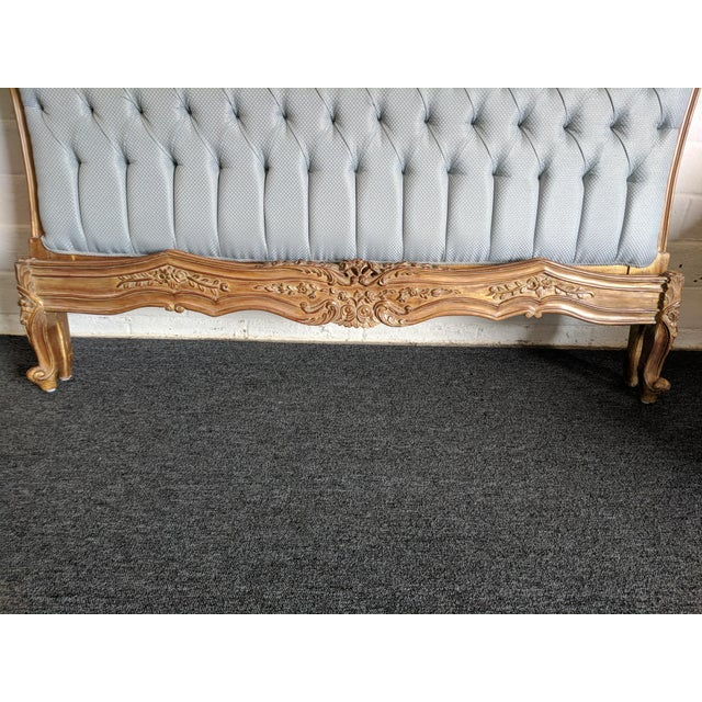 French French Style Handmade Bed For Sale - Image 3 of 10
