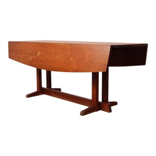 George Nakashima Frenchman's Cove Console / Dining Table, 1967