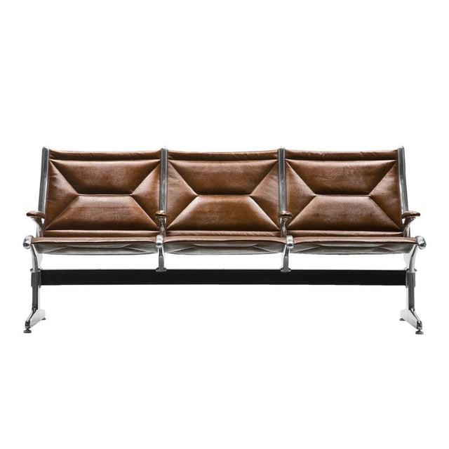 Eames for Herman Miller Tandem Sling Bench - Image 2 of 5