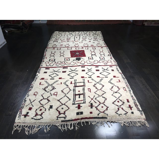 Moroccan Azilal Runner - 5′4″ × 12′ - Image 2 of 8