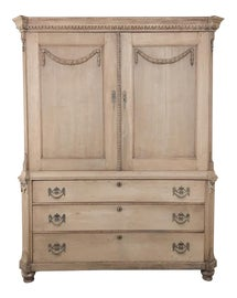 Image of Neoclassical Storage Cabinets and Cupboards