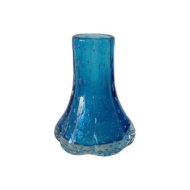 Italian Murano Thick Vase - Image 3 of 6