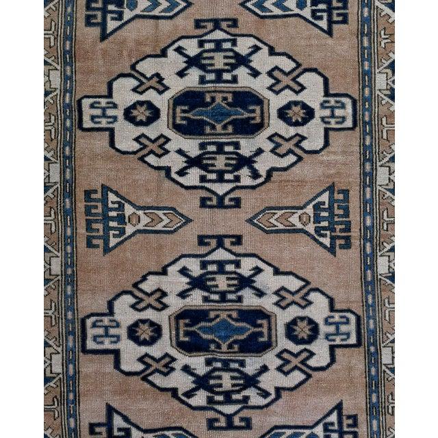1980s Handmade Turkish Konya Rug - 5′ × 7′11″ For Sale - Image 4 of 5
