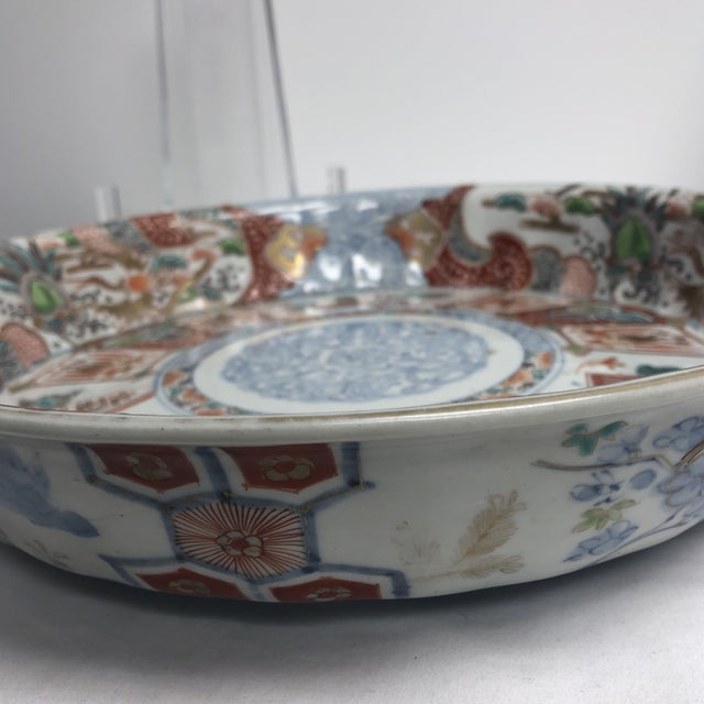1940s Vintage Nesting Imari Bowls - Set of 3 For Sale In Richmond - Image 6 of 13