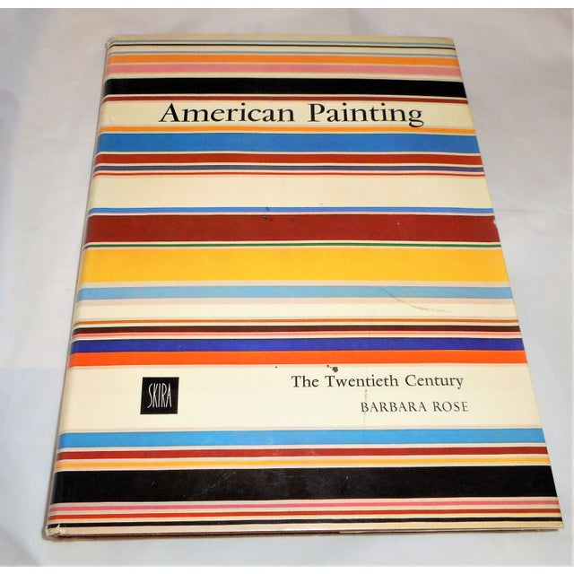 "Black & White Photography ""American Painting the Twentieth Century"" by Barbara Rose ... Free Media Shipping to Lower 48 States For Sale - Image 7 of 7"