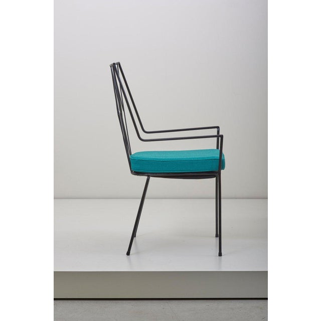 Set of Four Paul McCobb Pavilion Collection Chairs for Arbuck, Usa, 1953 For Sale - Image 9 of 13