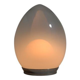Reggiani Egg Lamp For Sale