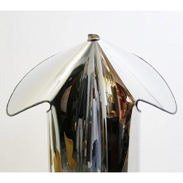 "Mario Bellini ""Chiara"" Floor Lamp by Mario Bellini for Flos, Italy For Sale - Image 4 of 6"