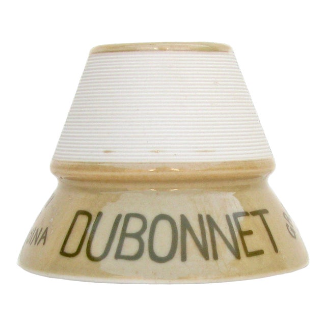 French Dubonnet Bistro Match Striker For Sale