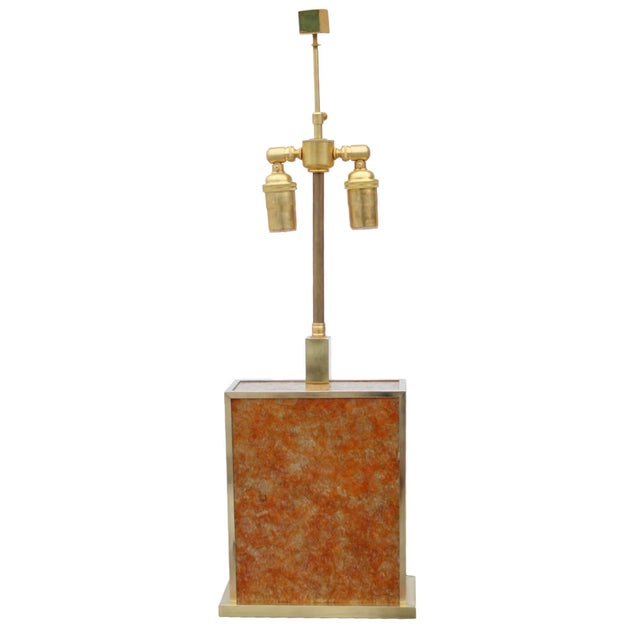 MarGian Studio Mica Glam Table Lamp For Sale - Image 4 of 7