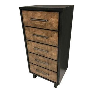 Rustic Modern 5-Drawer Lingerie Dresser