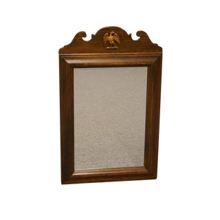 Late 20th Century Vintage Ethan Allen Wall Mirror For Sale