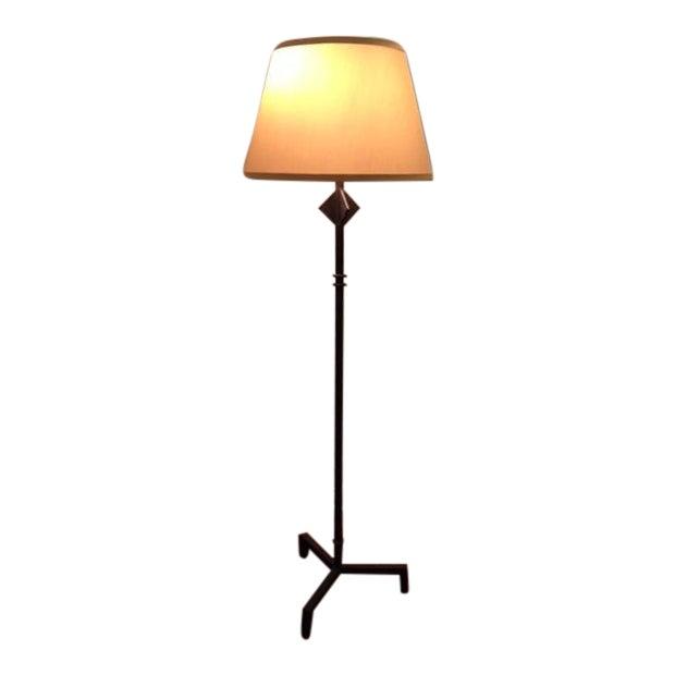 Iron Floor Lamp - Image 1 of 4
