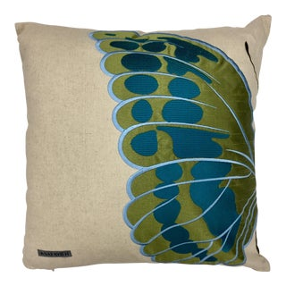 Showroom Sample Safavieh Accent Pillow For Sale