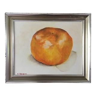 """""""Mandarin"""" Still Life Oil Painting"""
