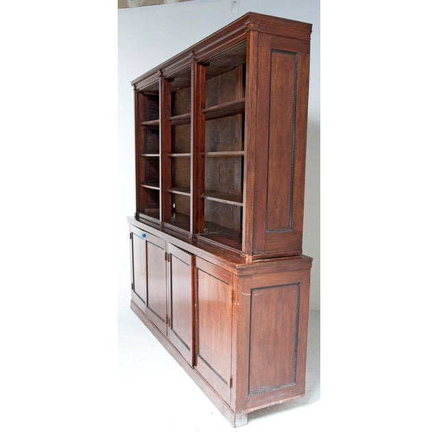 Late 19th Century English Bookcase For Sale - Image 10 of 11