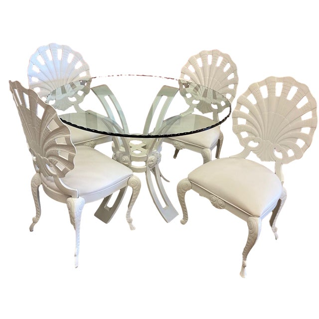 Brown Jordan Grotto Dining Set - 5 Pieces For Sale - Image 13 of 13