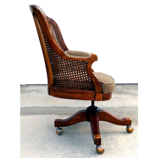 Faultless Doerner Bergère Office Chair - Image 4 of 9