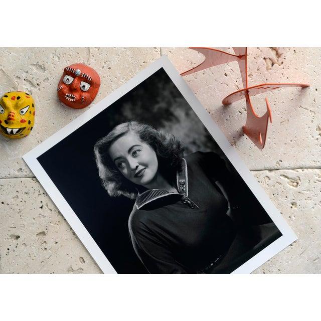 Mid-Century Modern Bette Davis circa 1954 For Sale - Image 3 of 5