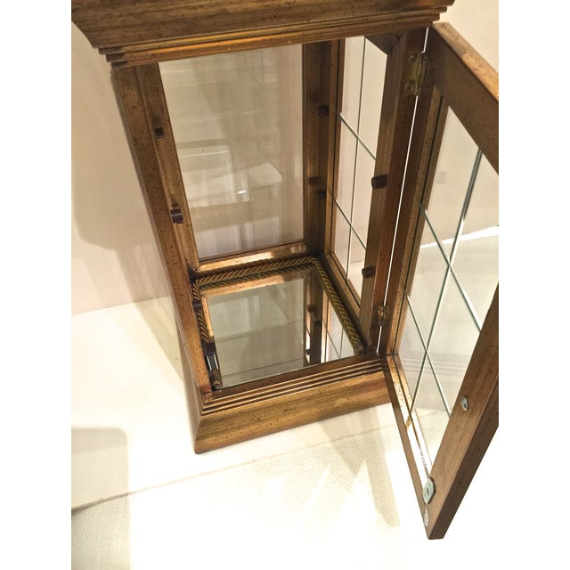 Marble Top Display Cabinet - Image 4 of 7