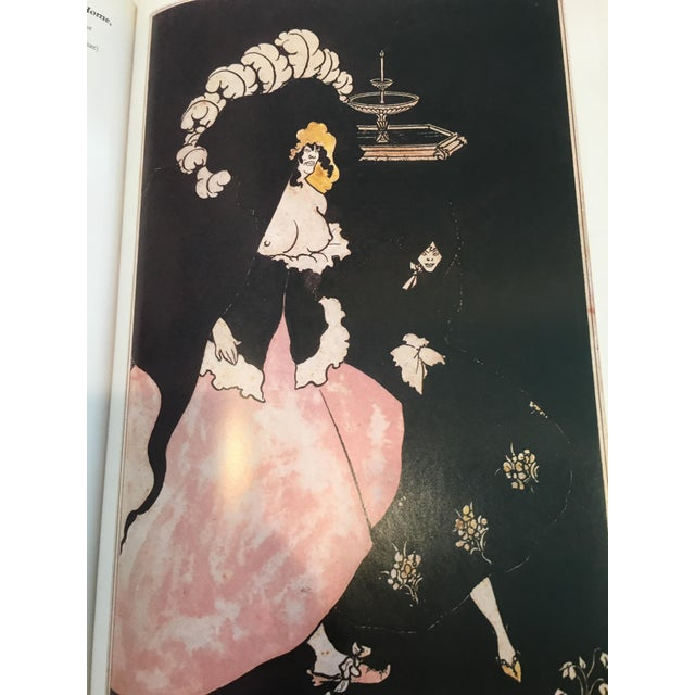Paper 1990s Vintage Beardsley by Aileen Reid Hardcover Book For Sale - Image 7 of 12