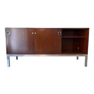 Vintage Console, From Italma Furniture Company, Designed by Jean Gillon, For Sale