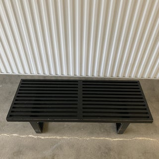 George Nelson Platform Bench Preview